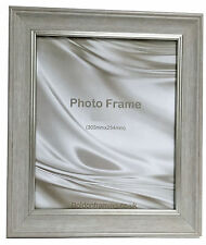 Cornwall Range Vintage Antique Shabby Chic Style Distressed Picture Photo Frame Dove Grey A4