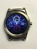 LG Watch Urbane W150 Smartwatch 46mm Stainless Steel-Silver GW150.AUSASV