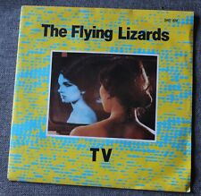 The Flying Lizards, TV / tube, SP - 45 tours