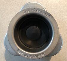 NEW!!! Insinkerator Garbage Disposal Mounting Flange Ring & Stopper - Quick Lock