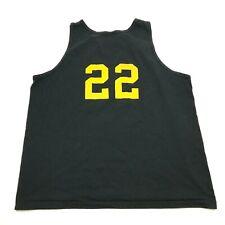 VINTAGE Eagle USA Tank Top Shirt Size Extra Large Black Single Stitch USA MADE