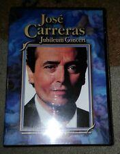 Jose Carreras Jubileum Concert DVD FACTORY SEALED NEW