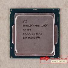 Intel Pentium Dual-Core G4400 CPU (BX80662G4400) SR2DC 3.3/3M/8 GT/s Free ship