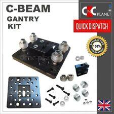 C-BEAM GANTRY PLATE KIT V-SLOT CNC ROUTER ALUMINIUM EXTRUSION MINI SOLID V WHEEL