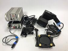Kobold reporter Lumière DLF 200 W HMI avec CINE alimentation secteur et Batterie Ballasts
