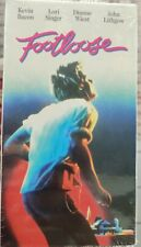 Footloose [VHS] - Factory Sealed - Kevin Bacon! Vintage out of print and by htf!