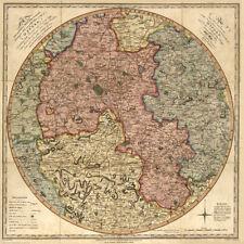 Antique European Maps & Atlases Oxford 1800-1899 Date Range