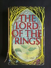 The Lord of the Rings, J R R Tolkien, BCA, 1977, Hardback book with dustjacket