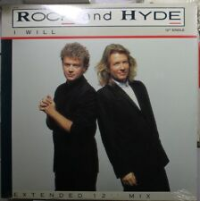 "Pop/Rock Sealed 12"" Lp Rock & Hyde I Will / What Children Say On Capitol"