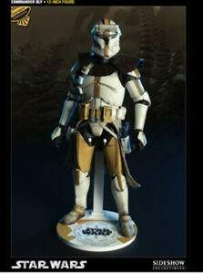 SIDESHOW Collectibles Exclusive STAR WARS COMMANDER BLY 1:6 SCALE New