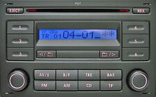 Volkswagen VW Sharan Lupo Polo RCD200 mp3 CD Radio + Audio Code 3Months Warranty