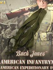 ¿ Dragon En Sueños Buck Jones de hombre de infantería polainas X 2 Suelto 1/6th Scale