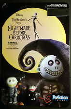 Funko Nightmare Before Christmas Barrel and scary teddy Reaction Figure 6 e 3 Cm