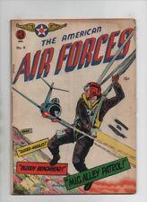 American Air Forces #6 - M.I.G. Alley Patrol! - (Grade 3.0) 1952