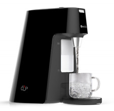 Instant Hot Cup Water Dispenser One Touch Operation Gloss-Black