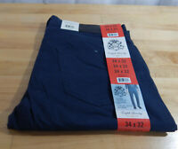 NWT Men's English Laundry Straight Leg Slight Texture Soft Touch 5 Pocket Pants