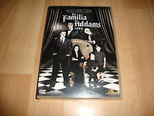 LA FAMILIA ADDAMS 1964 PRIMERA 1ª TEMPORADA EN DVD CON 3 DISCOS EN BUEN ESTADO