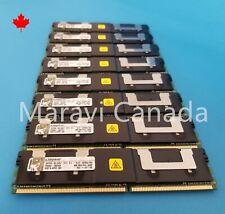 Hynix Samsung Micron 64GB 8x8GB 2Rx4 DDR2 PC2-5300F for HP XW8400 XW8600