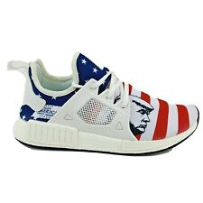 President 45 Donald Trump American Flag Shoes Size 8