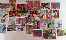 """37 Panini Sticker aus der Serie """"Weihnachten mit guten Disney Freunden"""""""