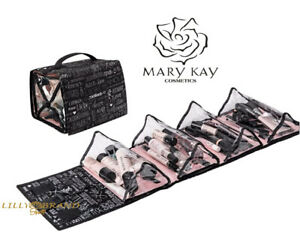 Mary Kay Discover What You Love Travel Roll-Up Bag Unfilled NWoT