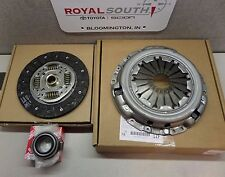 Toyota Corolla Matrix 03-08 Clutch Kit Set Genuine OE OEM
