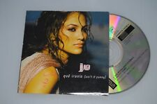 Jennifer Lopez ‎– Qué Ironía (Ain't It Funny). CD-SINGLE PROMO
