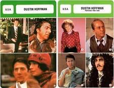 FICHE CINEMA x2 : DUSTIN HOFFMAN -  USA (Biographie/Filmographie)