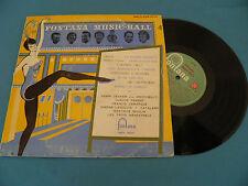 "Fontana Music Hall 4 - Henri Decker + Simone Langlois ++ / RARE France 10"" LP"
