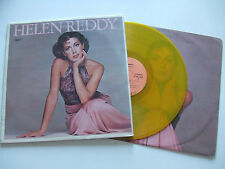 Helen Reddy ‎– Ear Candy - Disco 33 Giri LP Album Vinile (Giallo) ITALIA 1977