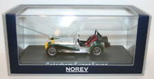 Norev 1/43 Scale Diecast 270211 - Caterham Super Seven 1983 Yellow / Green