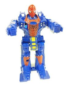 Transformers Crossovers Action Figures Red Jumpstart Spider-Man - Blue