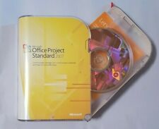 Microsoft Office Project 2007 Standard 076-03745 Genuine Full Version with KEY