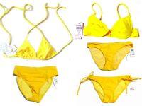 Sunsets Dazy /& Chopstix Blue Swimsuit Separates NWT$50+