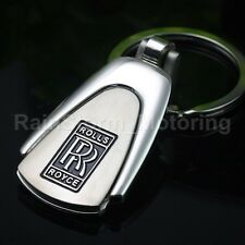 Boxed Rolls Royce Keyring NEW UK Seller Silver