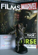 Marvel Movie Collection #41 Marvel Marvel cursos figurine Thor the Dark World FR