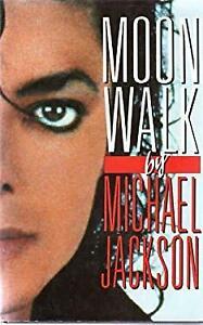 Moonwalk Hardcover Michael Jackson