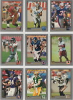 2001 Topps Football Complete Team Sets  **Pick Your Team**