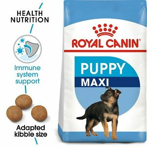 Royal Canin Maxi Puppy Dry Dog Food FREE NEXT DAY DELIVERY