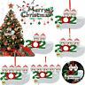 Weihnachtsschmuck mit Maske Santa Klopapier Christbaumschmuck Weihnachten Deko
