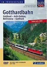 Gotthardbahn [2 DVDs] | DVD | Zustand sehr gut