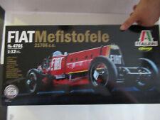 Italeri Fiat Mefistofele Bausatz