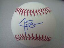 Jay Bruce AUTOGRAPH MAJOR LEAGUE BASEBALL SIGNED MLB Authentic Hologram