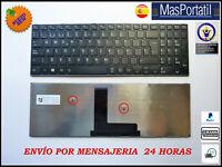 TECLADO ESPAÑOL NUEVO PORTATIL TOSHIBA SATELLITE PRO R50-B-109 K000890300 TEC31