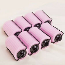 6Pcs Vintage Magic Sponge Foam Cushion Hair Styling Rollers Curlers Twist ToolGZ