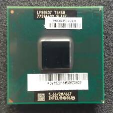 Intel Core 2 Duo T5450 Mobile CPU/Processor 1.66GHz (SLA4F)