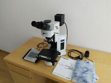 Olympus Bx51trf Microscope With Reflected Light Amp Z Axis Reading
