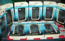 10 Belkin GRIP ERGO Case with Strap for iPod TOUCH 4th Gen - BLACK F8Z653TTC00