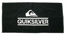 Quiksilver Wordmark Towel Mens in Black