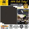 3 Pack Non Stick & Reusable BBQ Grill Mat Oven Liner Teflon Dishwash Safe Spill